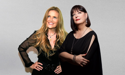 Ann Hampton Callaway & Tierney Sutton: In Technicolor at Manchester Craftsmen's Guild