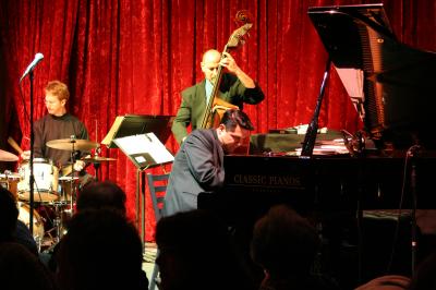 Tony Pacini Trio at Wilfs
