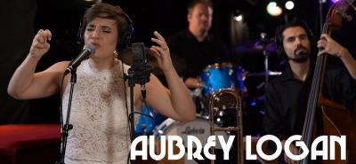 Aubrey Logan at Veeps