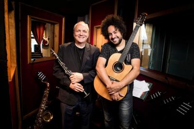 Diego Figueiredo Duo at Blue LLama Jazz Club