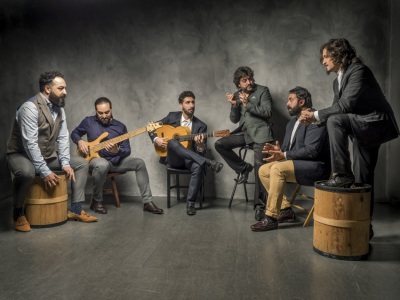 The Paco De Lucía Project at Peter Jay Sharp Theatre At Symphony Space