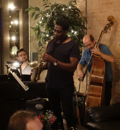Jeffry Eckels Presents Jazz at Steve's Wine Bar