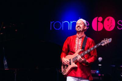 Shez Raja Featuring John Etheridge, Tony Kofi, Vasilis Xenopoulos at Ronnie Scott's