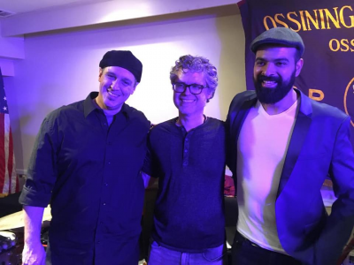 The Itaiguara Brandão Trio at Jazz At The Lodge