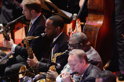 Latin Big Band Holidays Jazz At Lincoln Center Orchestra With Rubén Blades at Hill Auditorium