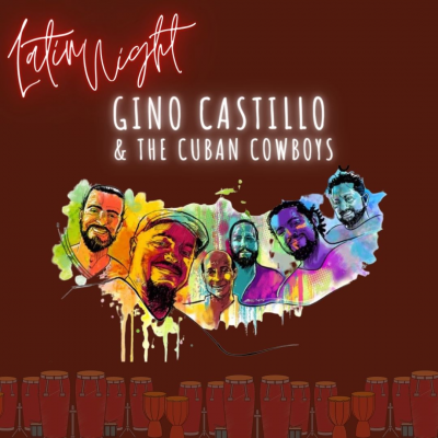 Gino Castillo And The Cuban Cowboys at Forte Jazz Lounge