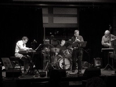 Larry Mcdonough Quartet at The Aster Cafe