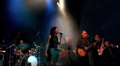 Richie Milton & The Lowdown at Bulls Head Barnes Jazz Club