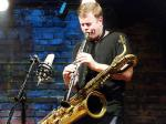 Ken Vandermark at Alchemia, Krakow in November 2014