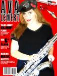 Ava Lemert the Singing Saxstress™