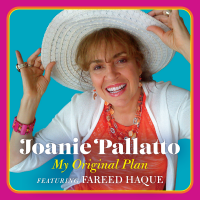 Lampkin Music Group And Southport Records  Presents Award Winning  Singer/Songwriter, Joanie Pallatto  'My Original Plan' CD Release Party in NYC