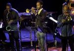 Ravi Coltrane, Jason Palmer and Robin Eubanks with Ravi Coltrane and the Void at The Montreal International Jazz Festival 2017