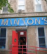Logo of Minton's Playhouse