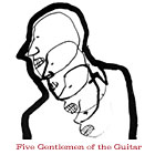 "Read ""Five Gentlemen of the Guitar"" reviewed by"