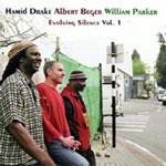 Hamid Drake / Albert Beger / William Parker: Evolving Silence, Vol. 1