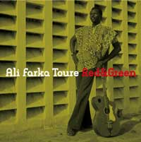 Ali Farka Toure: Red & Green