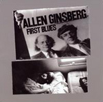 Album First Blues by Allen Ginsberg