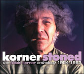 Kornerstoned: The Alexis Korner Anthology 1954-1983 by Alexis Korner