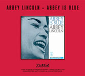 "Read ""Abbey Is Blue"" reviewed by David Rickert"