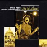 Annie Ross: Annie Ross Live in London