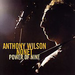 Album Power Of Nine by Anthony Wilson