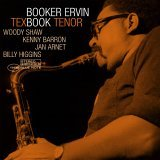 Album Tex Book Tenor by Booker Ervin