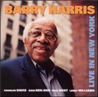 Album Live in New York by Barry Harris
