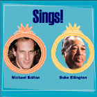 Michael Bolton Sings the Duke Ellington Songbook