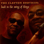 Album Back in the Swing of Things by Clayton Brothers
