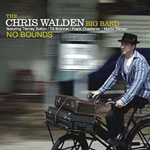 Chris Walden Big Band: No Bounds