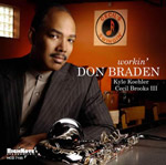 Don Braden: Workin'