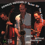 Album Tenor Of The Times by Dennis Mitchell