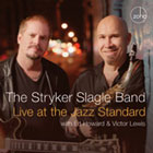 Album Live At The Jazz Standard by Stryker Slagle Band