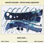 Album Not Just... by David Taylor