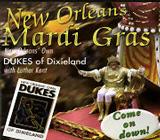 New Orleans: New Orleans Mardi Gras