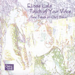 Album Touch of Your Voice: New Takes on Chet Baker by Elissa Lala