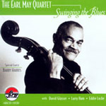 The Earl May Quartet: Swinging The Blues