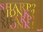 Elliott Sharp: Sharp? Monk? Sharp! Monk!
