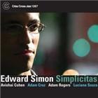 Edward Simon: Simplicitas