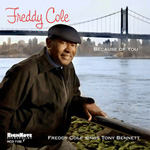 Freddy Cole: Because of You: Freddy Cole Sings Tony Bennett