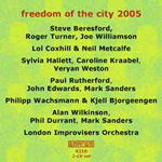 Various Artists: Freedom of the City 2005