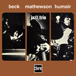 Album Jazz Trio by Gordon Beck