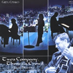 Two's Company, Three's A Crowd  Jazz Duets