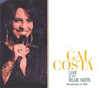Album Live At The Blue Note by Gal Costa