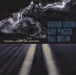 Gordon Grdina / Gary Peacock / Paul Motian: Think Like the Waves
