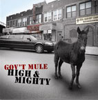 Gov't Mule: High and Mighty