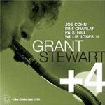 Grant Stewart: Grant Stewart + 4