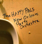 Album New Orleans Party Orchestra by The Happy Pals