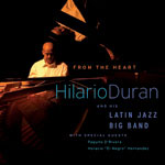 Album From The Heart by Hilario Duran