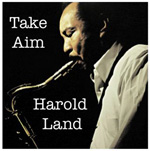 Album Take Aim by Harold Land